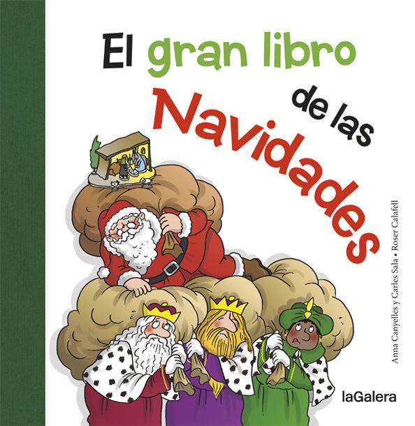 Gran libro de las navidades,el