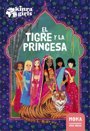 Tigre y la princesa,el