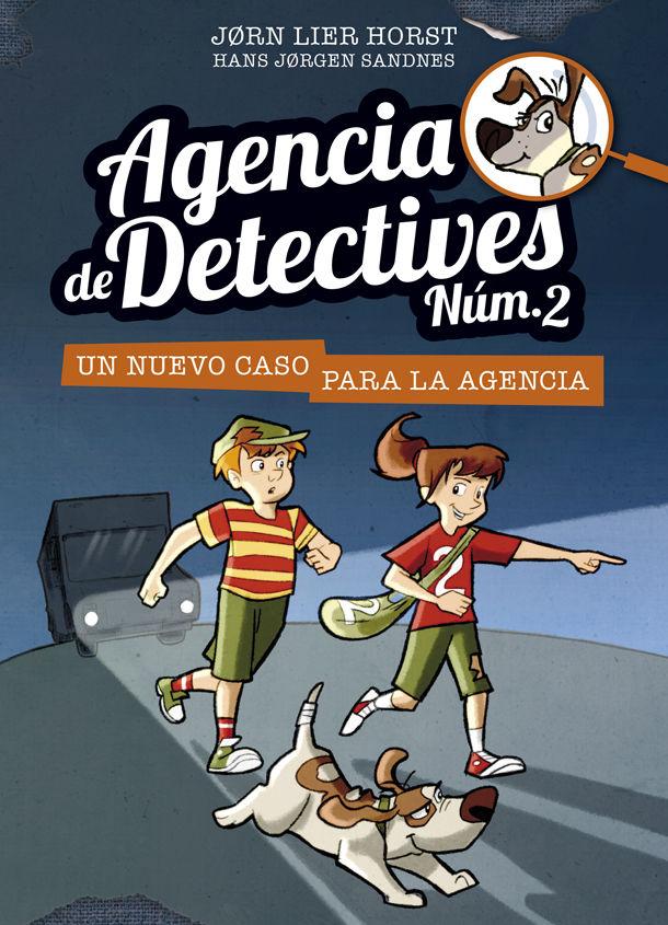 Agencia de detectives 2 1 un nuevo caso para la agencia