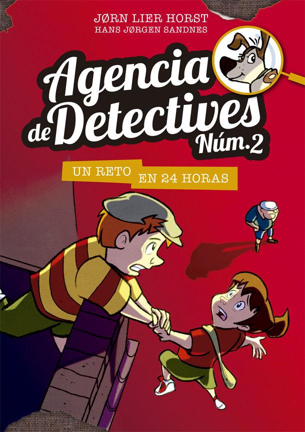 Agencia de detectives 2 3 un reto en 24 horas