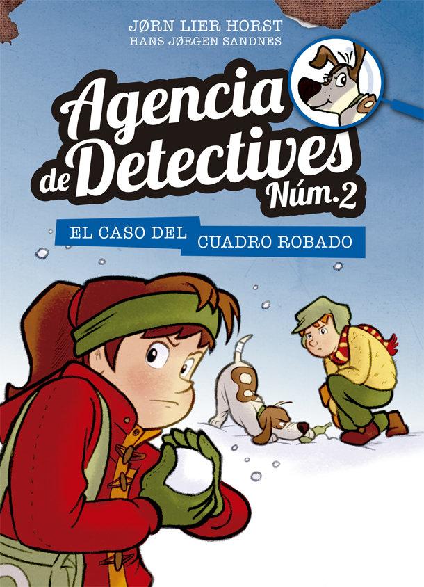 Agencia de detectives 4 4 el caso del cuadro robado