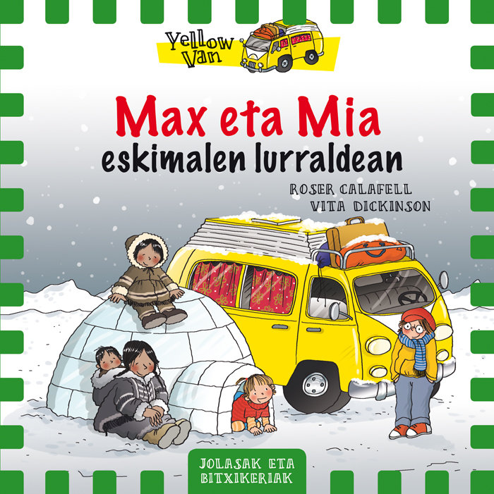 Max eta mia 7 eskimale