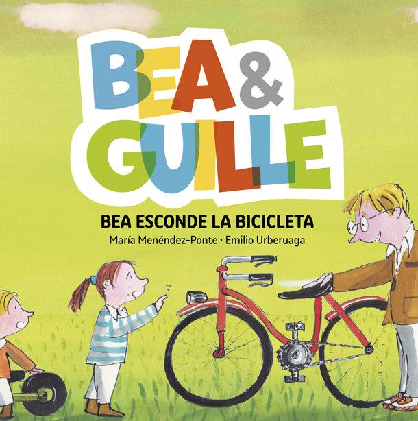 Bea y guille 4 bea esconde la bicicleta