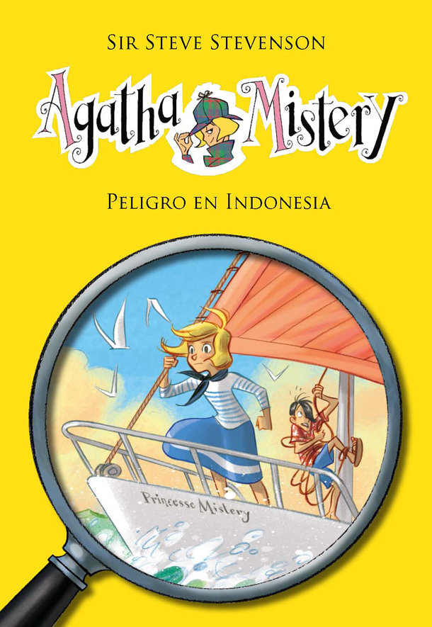 Agatha mistery 25 aventura en bali