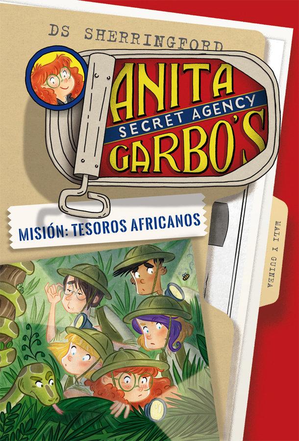 Anita garbo 6 mision tesoros africanos