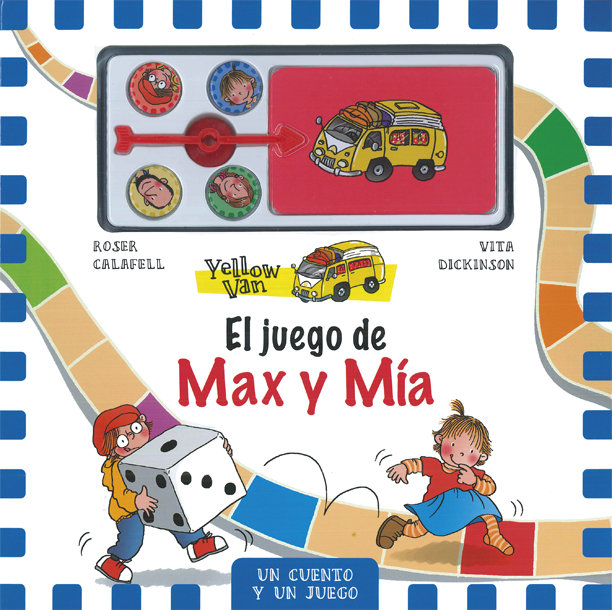 Juego de max y mia,el
