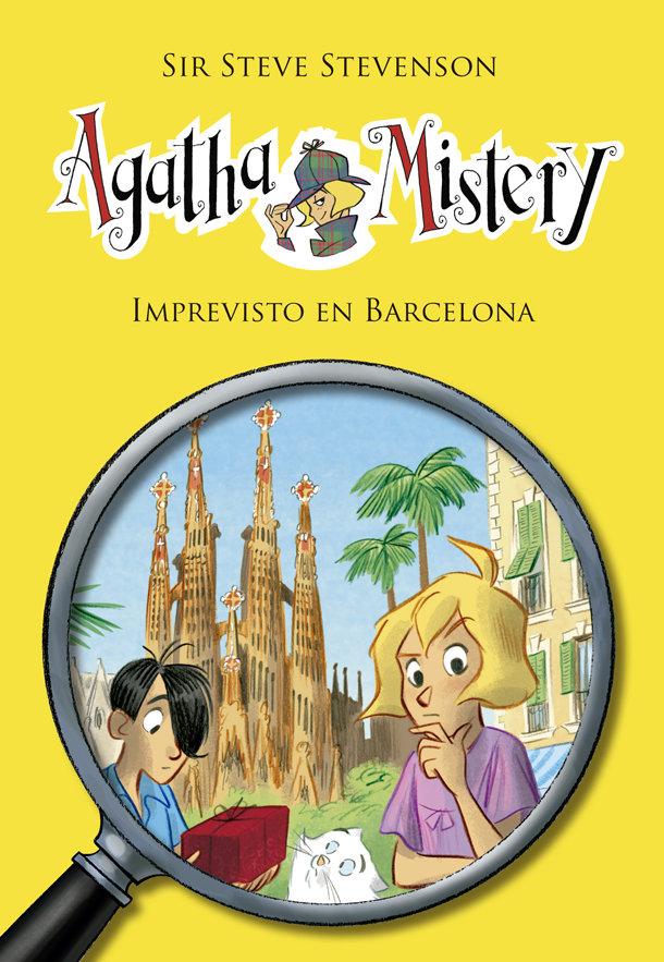 Agatha mistery 26 imprevisto en barcelona