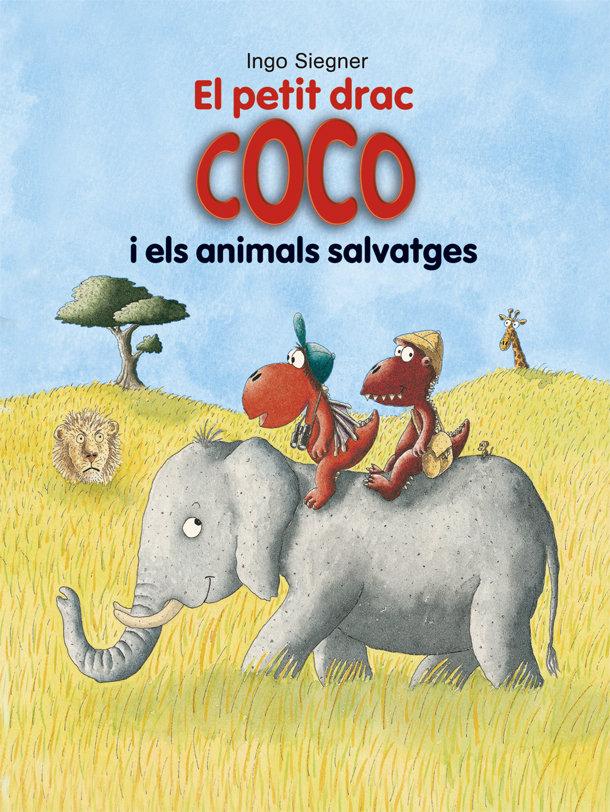 Petit drac coco i els animals salvatges,el