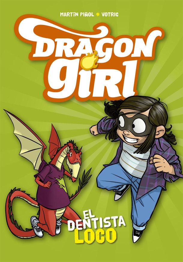 Dragon girl 3. el dentista loco