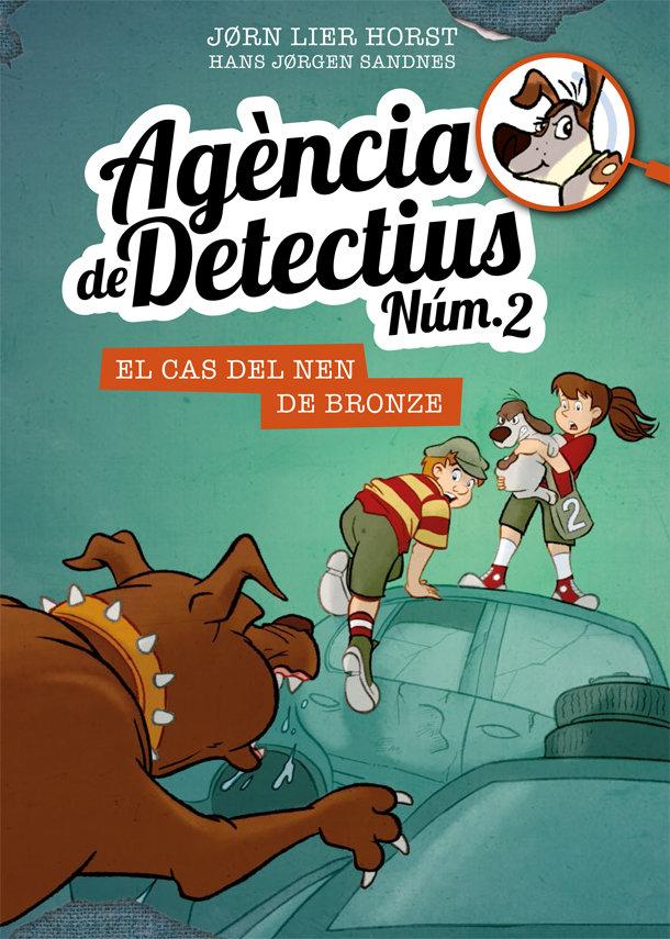 Agencia de detectius num. 2 - 7. el cas del nen de bronze