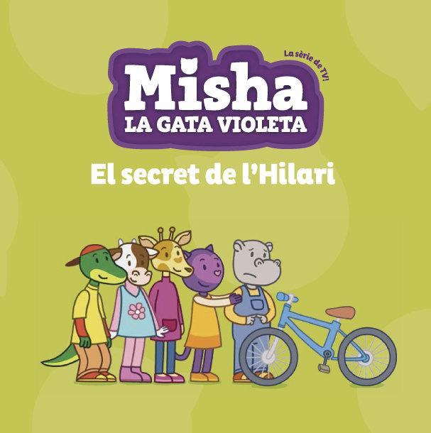 Misha la gata violeta 3. el secret de l'hilari