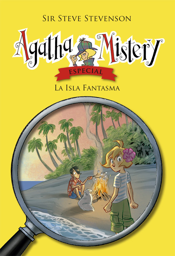 Agatha mistery la isla fantasma