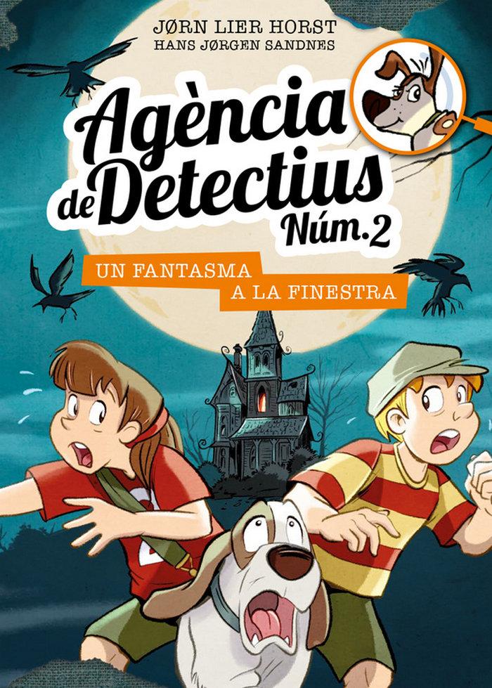 Agencia de detectius 2 10 un fantasma a la finestra