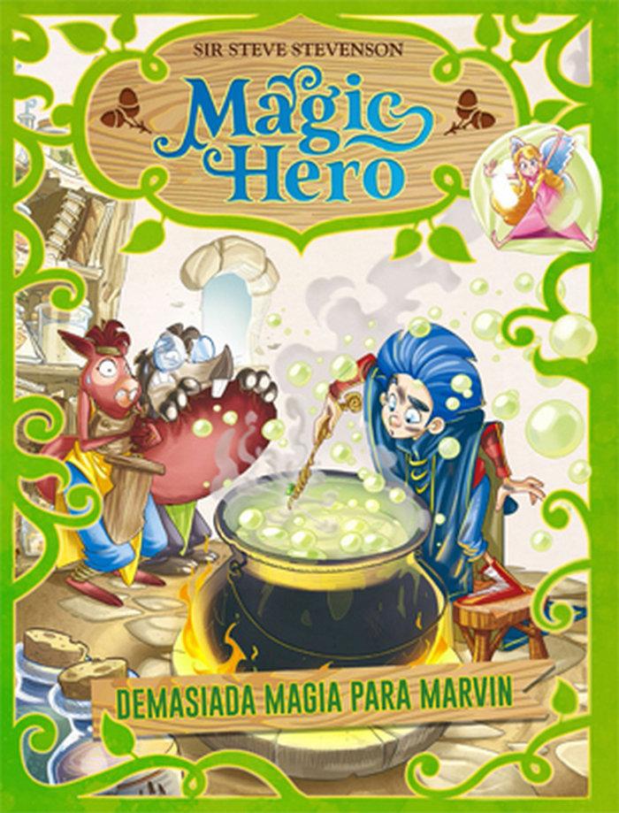 Magic hero 3 demasiada magia para marvin