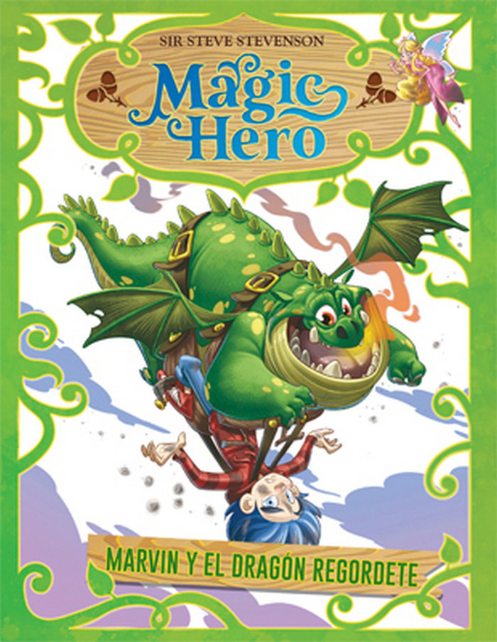 Magic hero 4 marvin y el dragon regordete