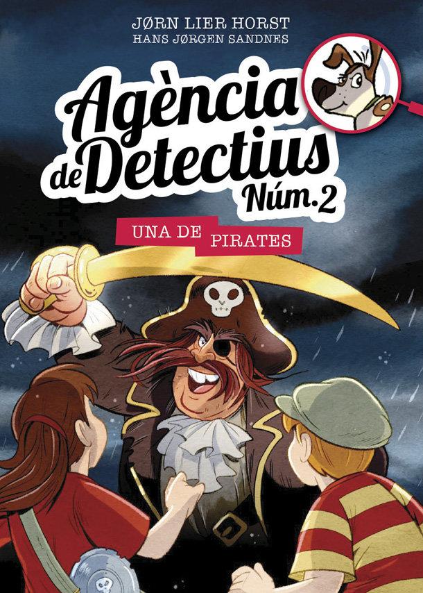 Agencia de detectius 2 11 una de pirates