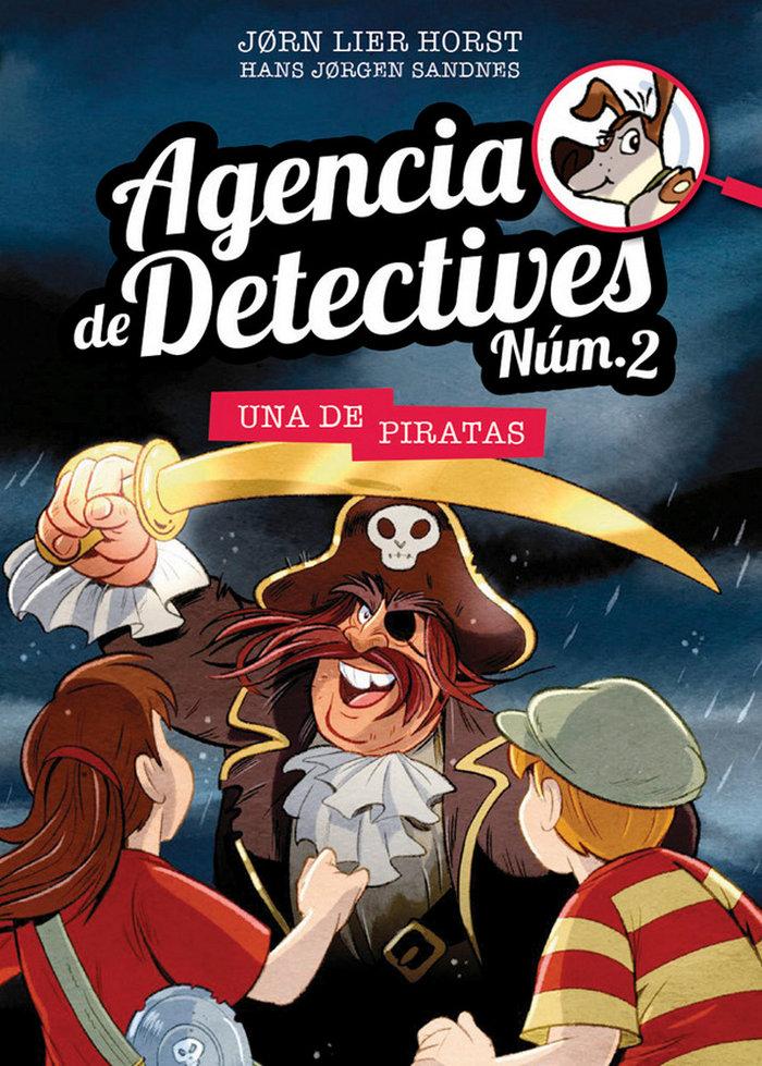Agencia de detectives 2 11 una de piratas
