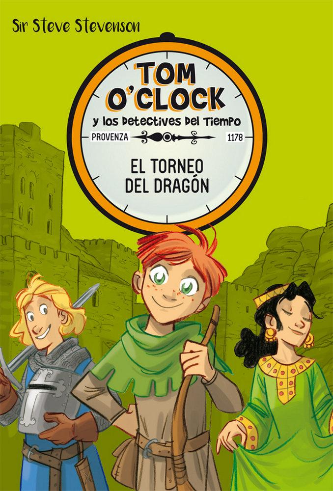 Tom oclock 7 el torneo del dragon