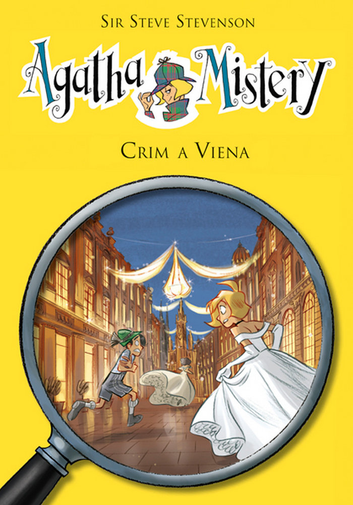 Agatha mistery 27 crim a viena
