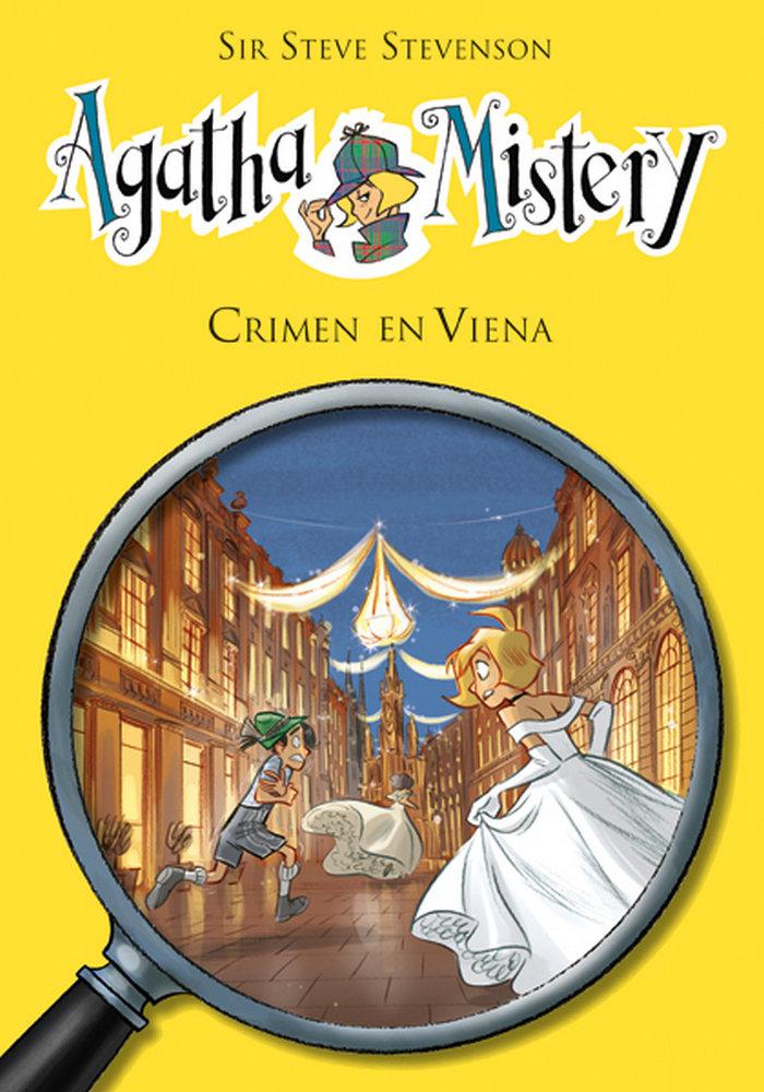 Agatha mistery 27 crimen en viena