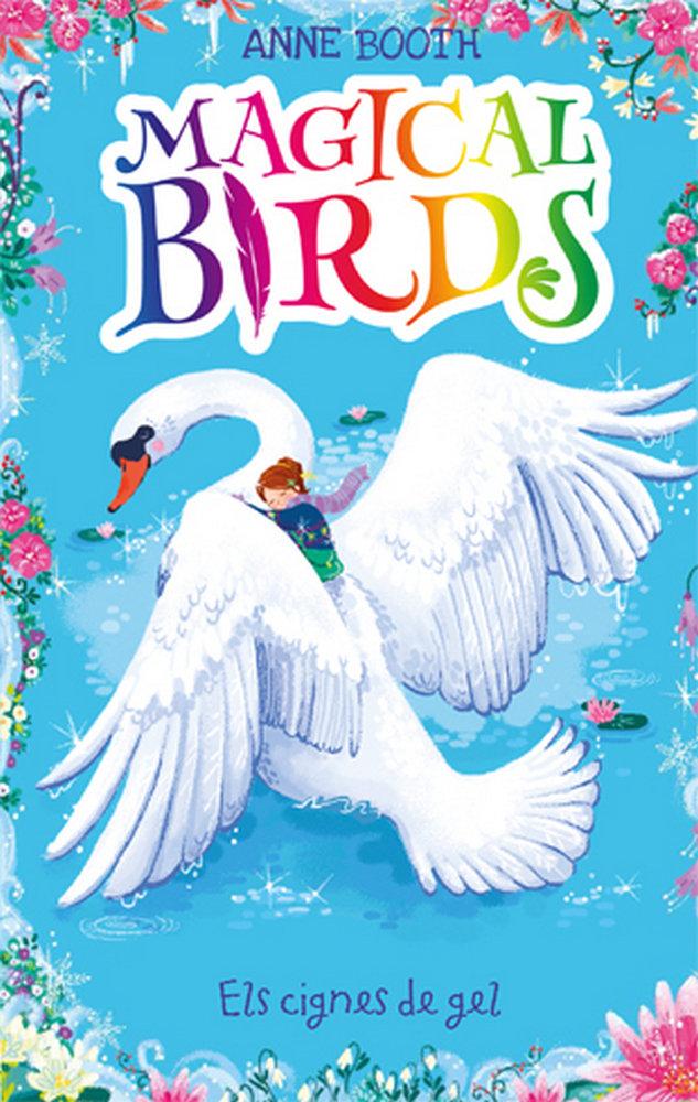 Magical birds 3 els cignes de gel