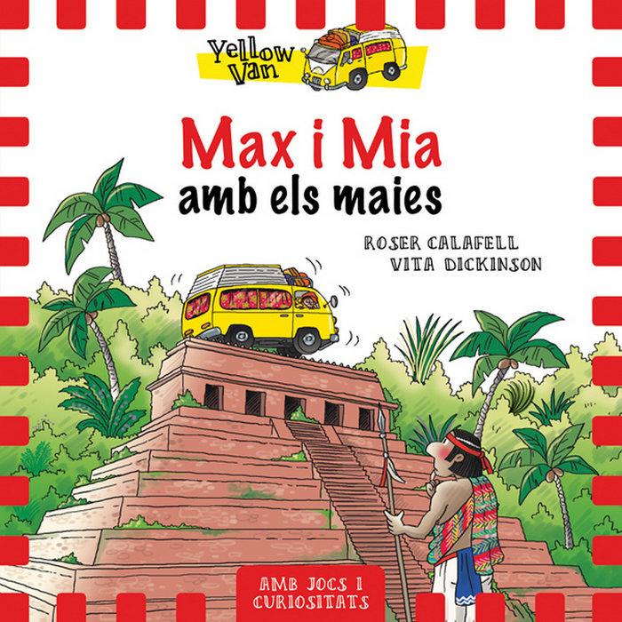 Max i mia 14 amb els maies