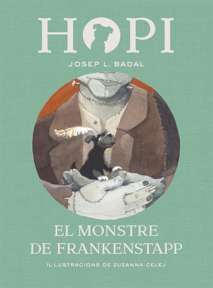 Hopi 12 el monstre de frankenstapp