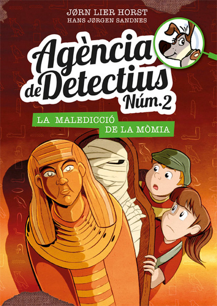 Agencia de detectius 2 12 la malediccio de la momia