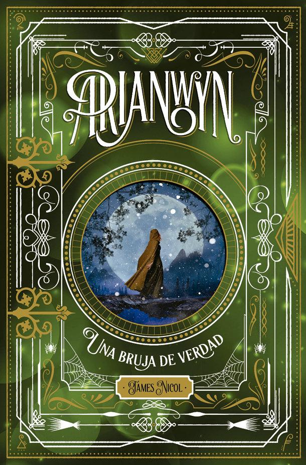Arianwyn 3 una bruja de verdad