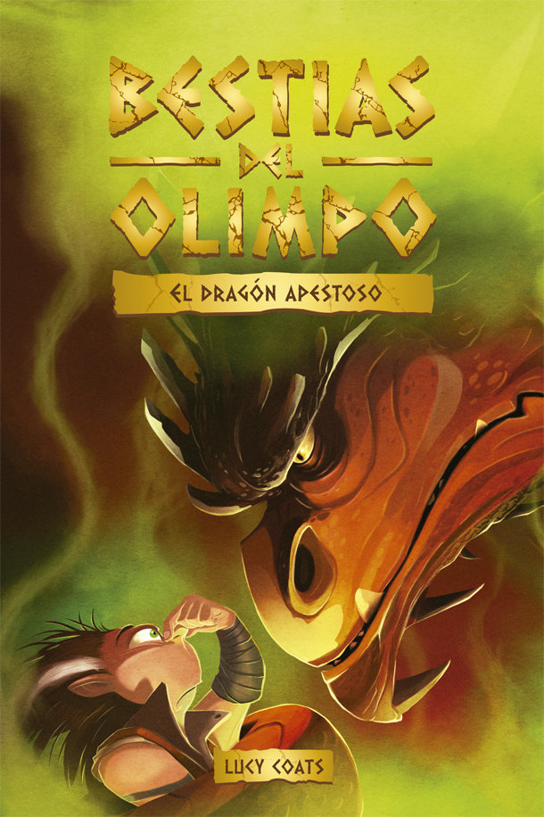 Bestias del olimpo 4 dragon apestoso
