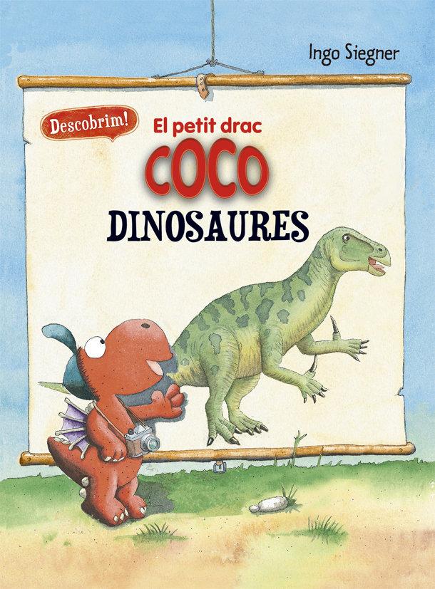 Petit drac coco descobreix els dinosaures,el