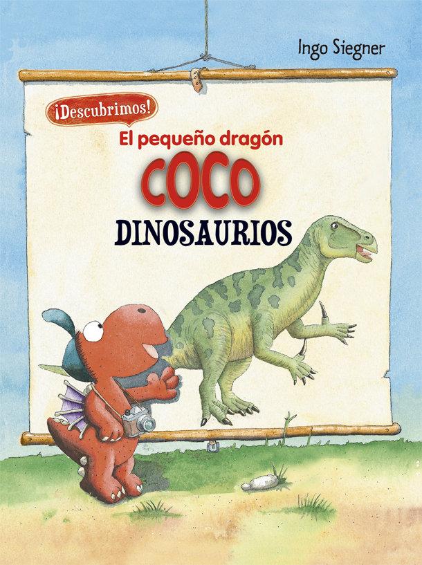 Pequeño dragon coco 1 descubre los dinosaurios,el