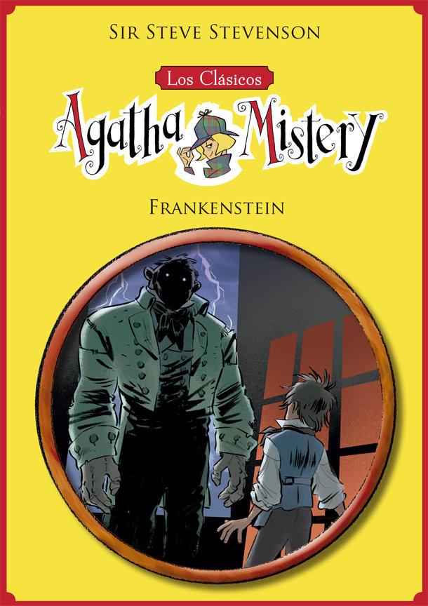 Clasicos agatha mistery frankenstein