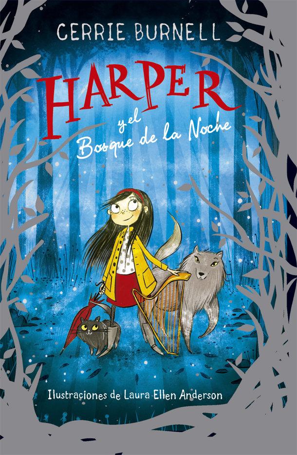 Harper 3 y el bosque de la noche