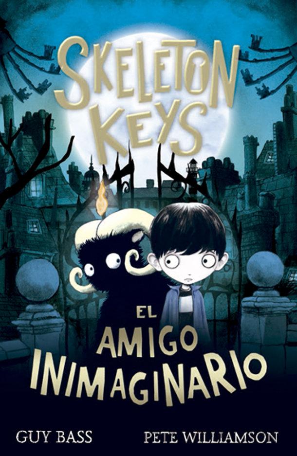 Skeleton keys 1 el amigo inimaginario