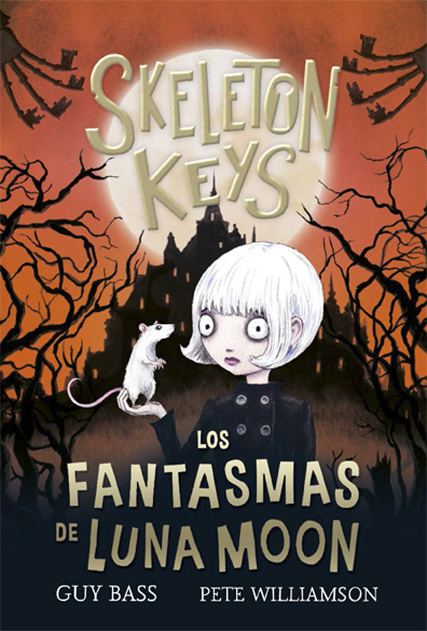 Skeleton keys 2 los fantasmas de luna moon