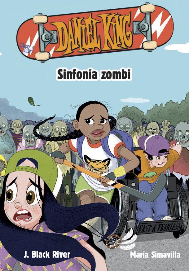 Daniel king 4 sinfonia zombi