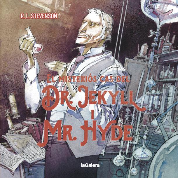El cas misterios del dr jekyll i mr hyde