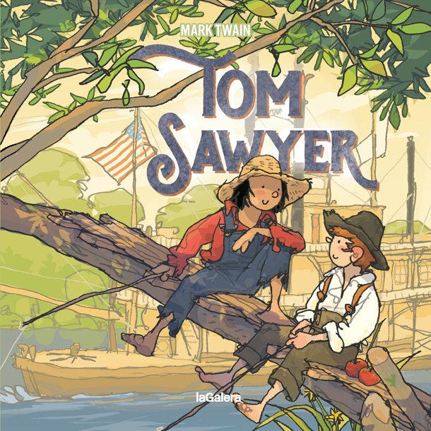 Les aventures de tom sawyer catalan