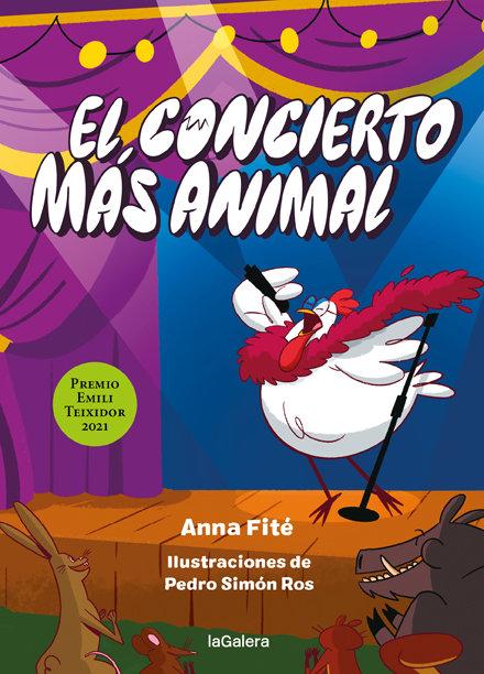 Concierto mas animal, el premio emili teixidor 2021