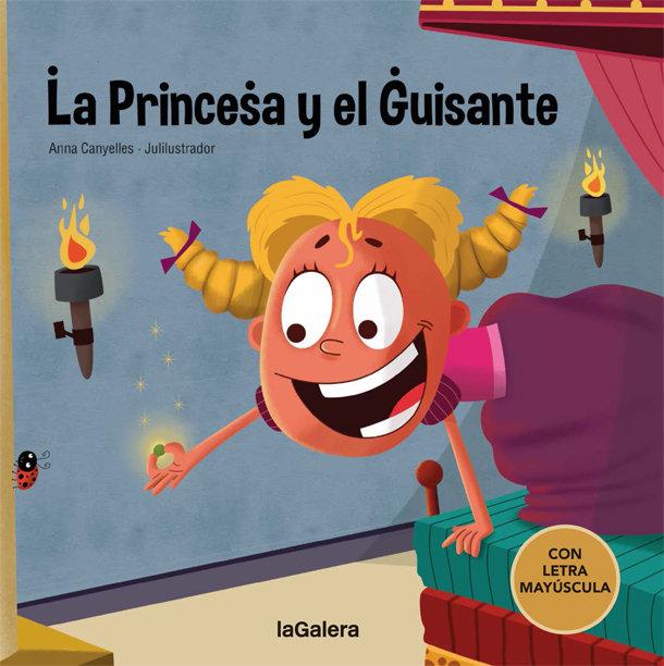 Princesa y el guisante,la