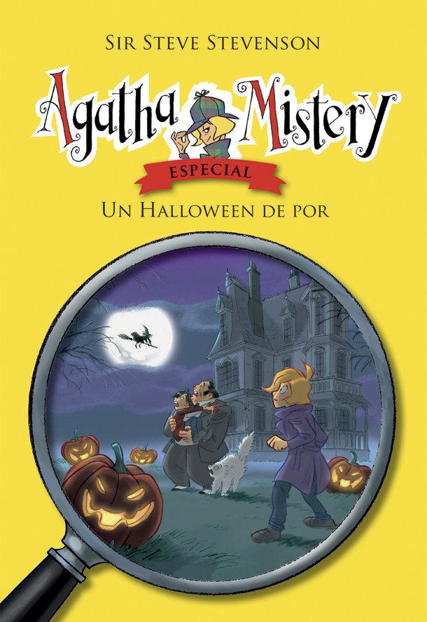 Agatha mistery un halloween de por catalan