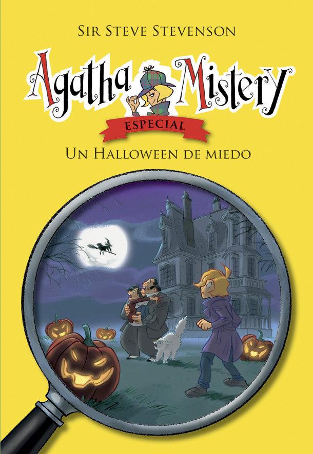 Agatha mistery un halloween de miedo