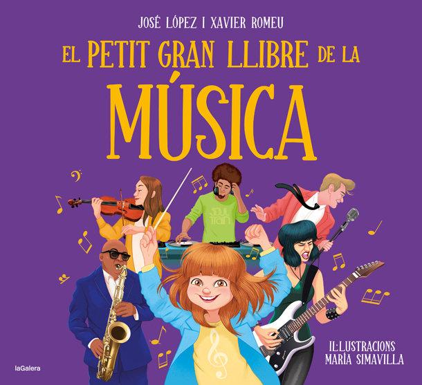 El petit gran llibre de la musica