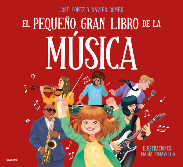 El pequeño gran libro de la musica