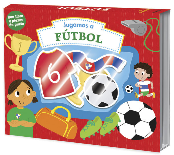 Jugamos a futbol