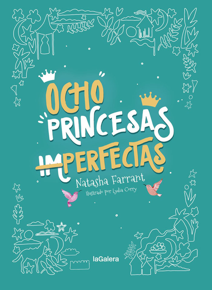 Ocho princesas imperfectas