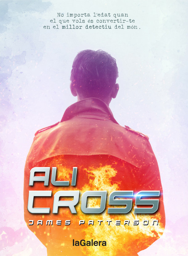 Ali cross (cat)