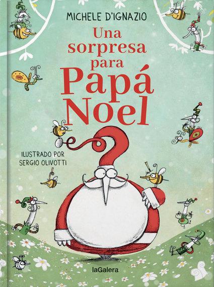 Nuevo trabajo de papa noel 2,el - Librería Cortés