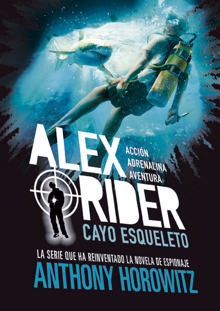 Alex rider 3 cayo esqueleto